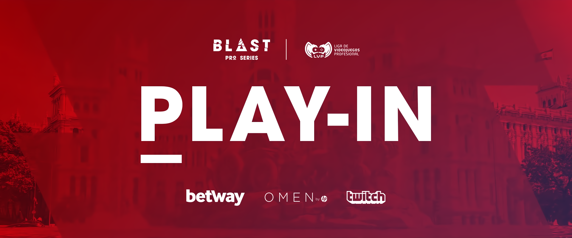 BLAST Pro Series: Madrid 2019 - Iberian Play-In Qualifier