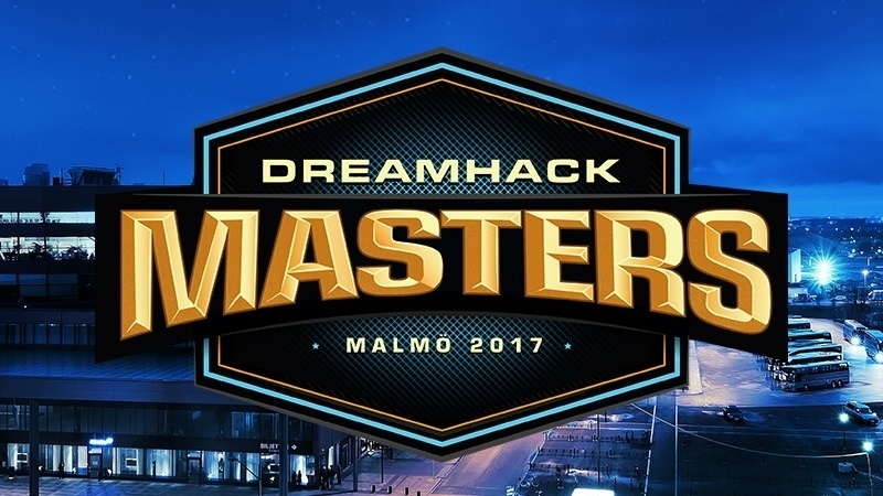 DreamHack Masters Malmö 2017 - NA Closed Qualifier
