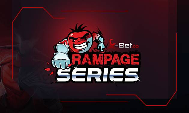 X-Bet.co Rampage Series #1